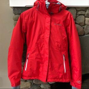 Columbia Omni-Heat ski jacket